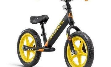 Nieuw: fietsstoeltjes en (loop)fietsen