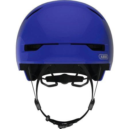 ABUS Kinderhelm Scraper Kid 3.0 Shiny Blue