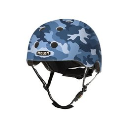 Melon Kinderhelm Camouflage Blue XL-XXL