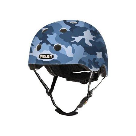 Melon Kinderhelm Camouflage Blue XXS-S