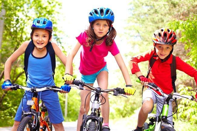 13.000 kinderen krijgen gratis fietshelm