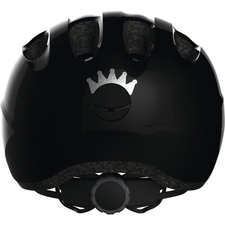 ABUS Kinderhelm Smiley 2.0 Royal Black M
