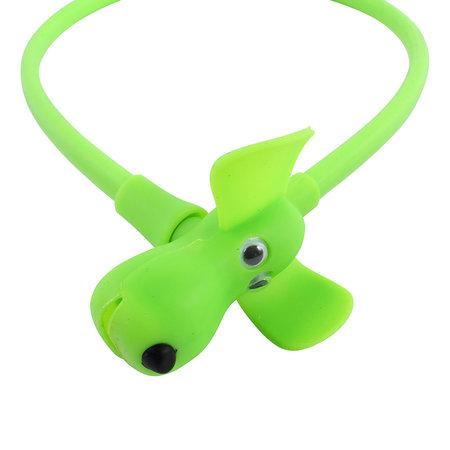 Kabelslot Flappie de Waakhond 58 cm Groen