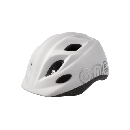 Bobike Kinderhelm ONE Plus snow white S