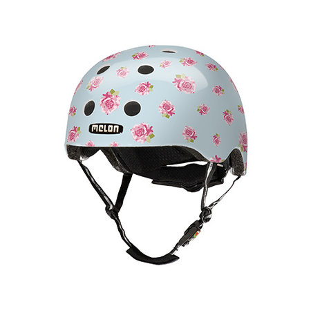 Melon Kinderhelm Flying Roses XXS-S