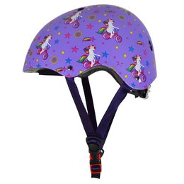 Kiddimoto Kinderhelm Unicorn Medium