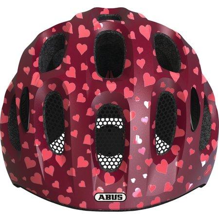 ABUS Kinderhelm Youn-I Cherry Hearts S
