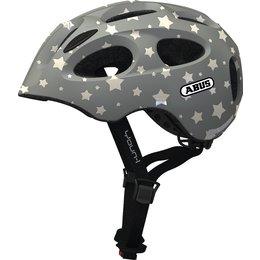 ABUS Kinderhelm Youn-I Grey Star S
