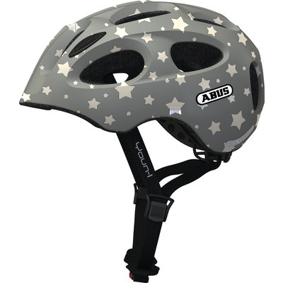 ABUS Kinderhelm Youn-I Grey Star S