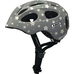 ABUS Kinderhelm Youn-I Grey Star M