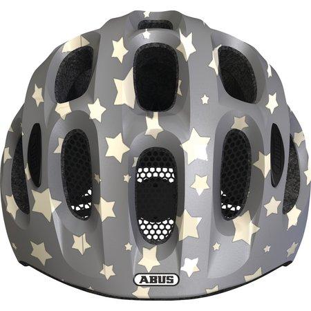 ABUS Kinderhelm Youn-I Grey Star M
