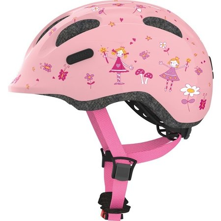 ABUS Kinderhelm Smiley 2.0 Rose Princess S