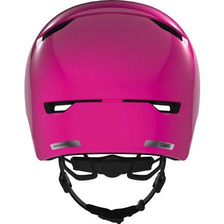 ABUS Kinderhelm Scraper Kid 3.0 Shiny Pink M