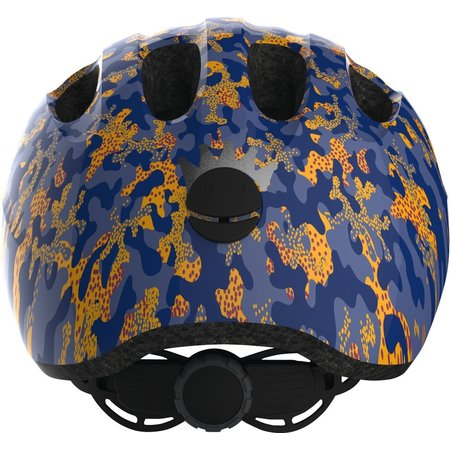 ABUS Kinderhelm Smiley 2.0 Camou Blue S