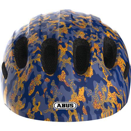 ABUS Kinderhelm Smiley 2.0 Camou Blue M