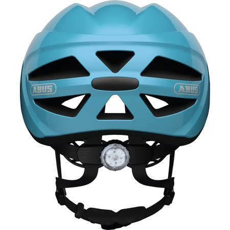 ABUS Kinderhelm Hubble 1.1 Shiny Blue S