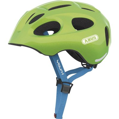 ABUS Kinderhelm Youn-I Sparkling Green S