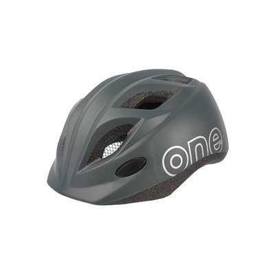 Bobike Kinderhelm ONE Plus Urban Grey XS