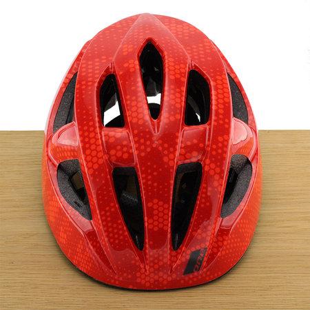 ONE Bikeparts Kinderhelm Racer Red S/M