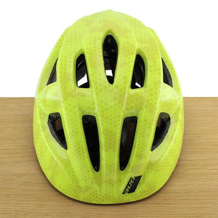 ONE Bikeparts Kinderhelm Racer Green S/M