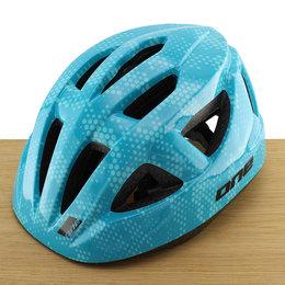 ONE Bikeparts Kinderhelm Racer Blue S/M