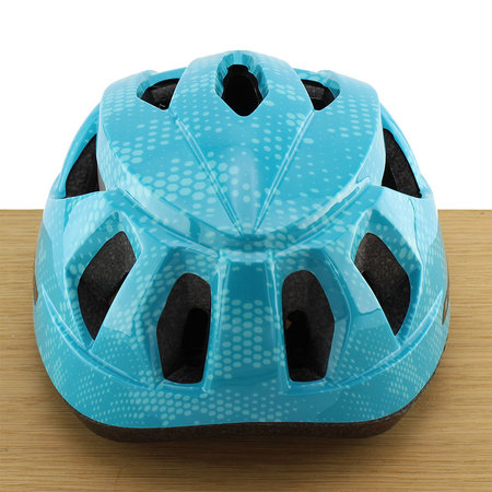 ONE Bikeparts Kinderhelm Racer Blue S/M