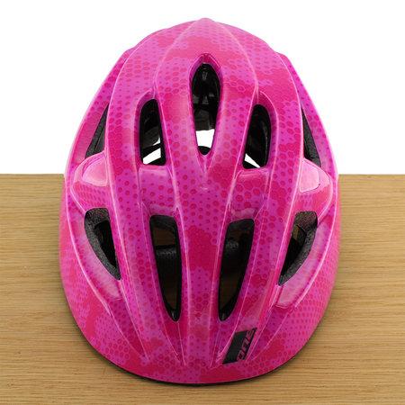 ONE Bikeparts Kinderhelm Racer Pink XS/S
