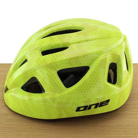 ONE Bikeparts Kinderhelm Racer Green XS/S