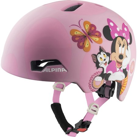 Alpina Kinderfietshelm Hackney Disney Minnie Mouse - 51-56 cm