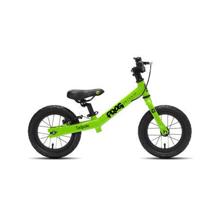 Frog Bikes Loopfiets Tadpole Groen - voor 2-3 jaar
