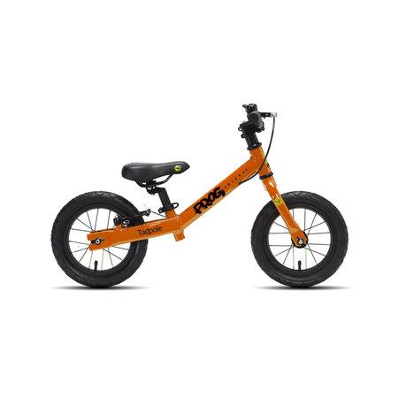 Frog Bikes Loopfiets  Tadpole Oranje - voor 2-3 jaar