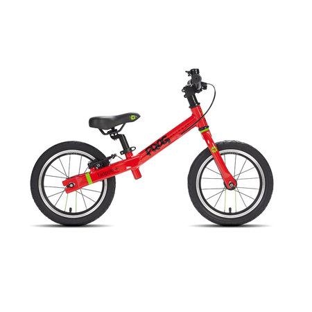 Frog Bikes Loopfiets Tadpole Plus Rood - voor 3-4 jaar
