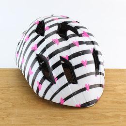 Bobike Kinderhelm Plus maat S Pinky Zebra