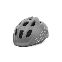 Bobike Kinderhelm ONE urban grey xs