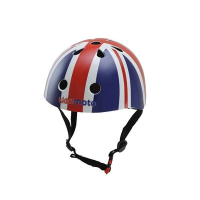 Kiddimoto Kinderhelm Union Jack Small