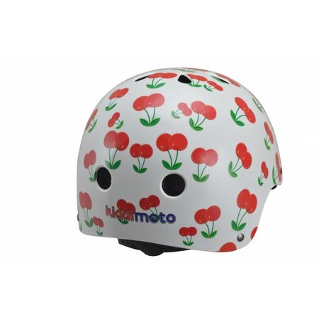 Kiddimoto Kinderhelm Cherry Medium