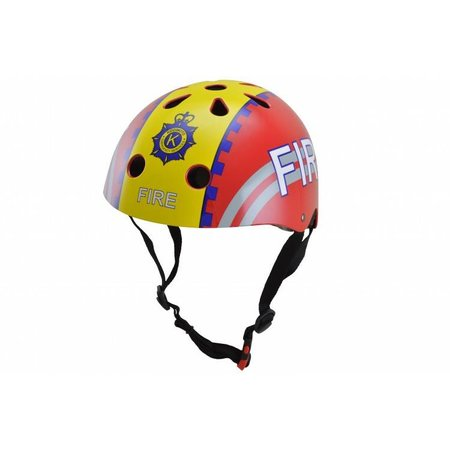 Kiddimoto Kinderhelm Fire Small