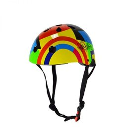 Kiddimoto Kinderhelm Hero Rossi Small