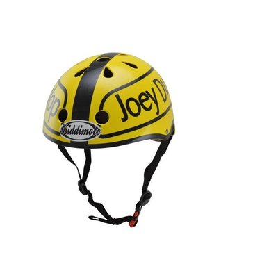 Kiddimoto Kinderhelm Hero Dunlop Small