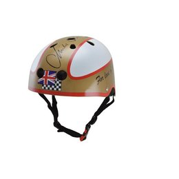 Kiddimoto Kinderhelm Hero Hailwood Small