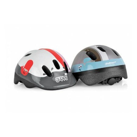 Polisport Babyhelm Little Guppy Blue/Brown