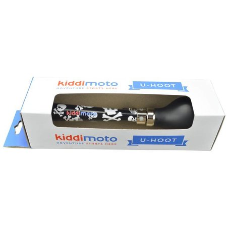 Kiddimoto U-Hoot toeter Skullz