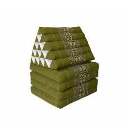 Thai Moonz Vloerkussen XL 4 Mat Groen