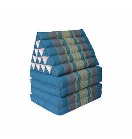 Thai Moonz Floor Cushion XL 4 Mat Blue/Grey