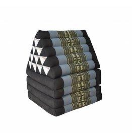 Thai Moonz Floor Cushion XL 4 Mat Black/Grey