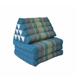 Thai Moonz Floor Cushion Original 3 Mat Blue/Grey