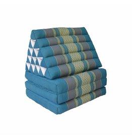 Thai Moonz Floor Cushion XL 3 Mat Blue/Grey
