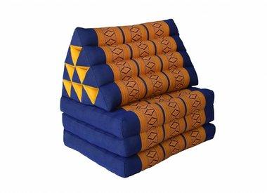 Moon Kwan Triangle Pillows
