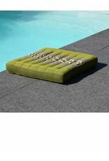 Thai Moonz Thai Seat Cushion and Garden Cushion (Medium/Large) Green