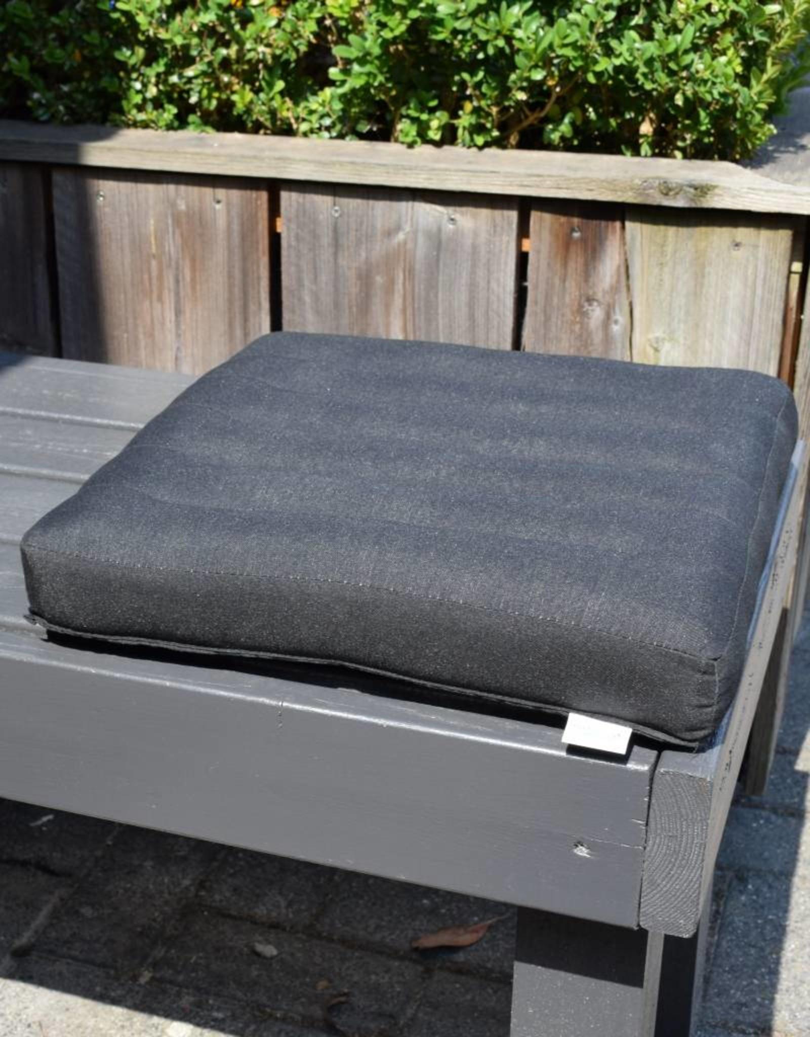 Thai Moonz Thai Seat Cushion and Laptop Cushion (Medium) Black
